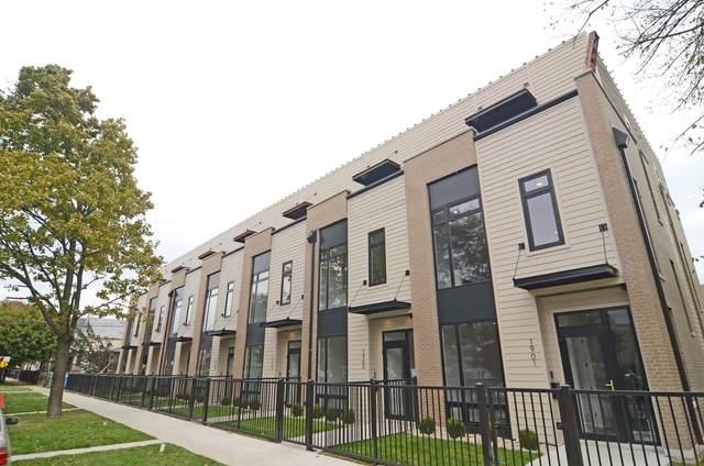 1901 N Monticello Avenue, Chicago, IL 60647 (MLS #10973524) :: John Lyons Real Estate