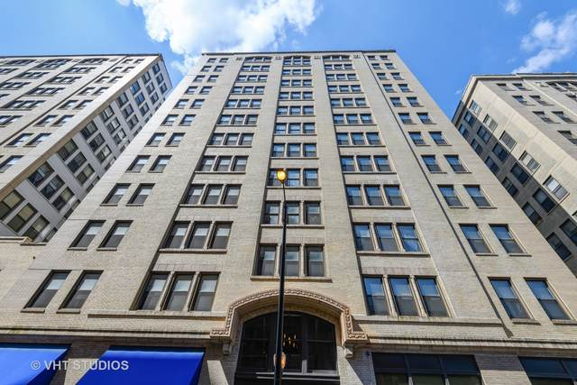 740 S Federal Street #809, Chicago, IL 60605 (MLS #10974471) :: Littlefield Group