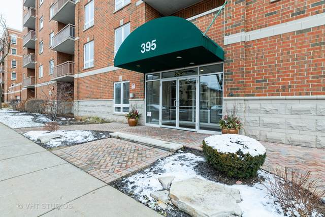 395 Graceland Avenue #507, Des Plaines, IL 60016 (MLS #10974477) :: The Wexler Group at Keller Williams Preferred Realty