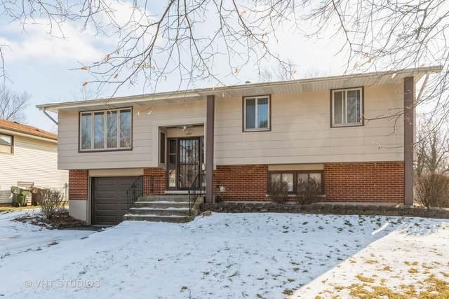 3511 Hazel Lane, Hazel Crest, IL 60429 (MLS #10974676) :: Schoon Family Group