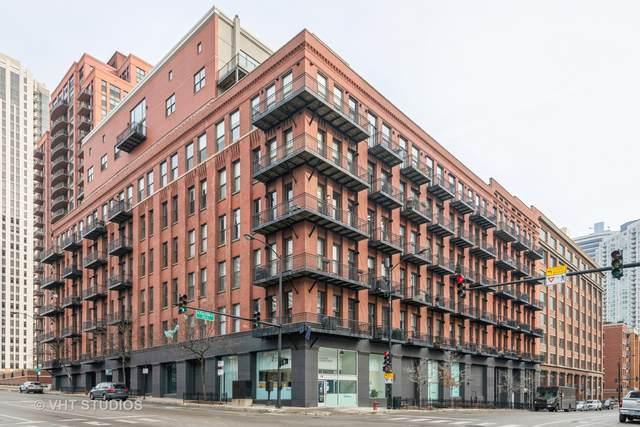 616 W Fulton Street #308, Chicago, IL 60661 (MLS #10974776) :: Helen Oliveri Real Estate