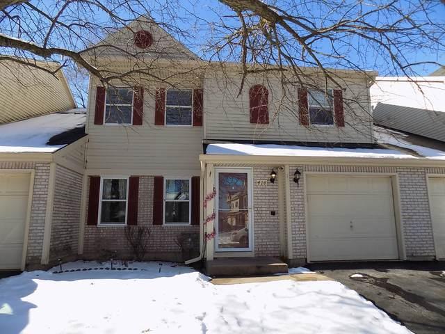 414 Ballard Drive, Algonquin, IL 60102 (MLS #10974793) :: John Lyons Real Estate