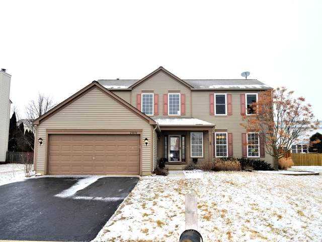 25034 Edison Lane, Plainfield, IL 60585 (MLS #10974888) :: Ryan Dallas Real Estate