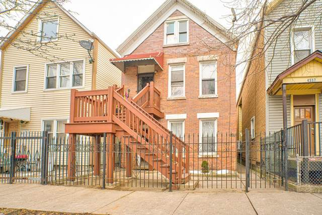 4335 S Honore Street, Chicago, IL 60609 (MLS #10974980) :: Janet Jurich