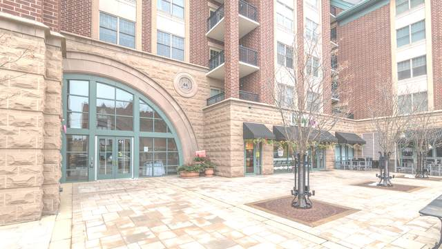 44 N Vail Avenue #501, Arlington Heights, IL 60005 (MLS #10975258) :: The Wexler Group at Keller Williams Preferred Realty