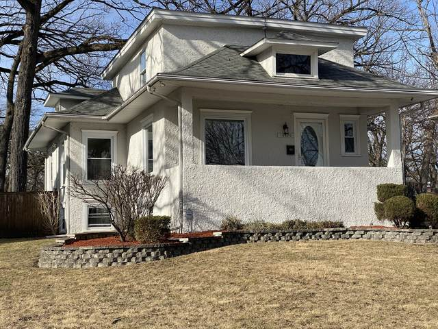 10820 S Prospect Avenue, Chicago, IL 60643 (MLS #10975272) :: Janet Jurich