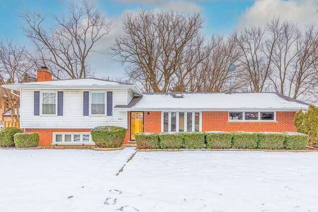 901 Jarvis Avenue, Des Plaines, IL 60018 (MLS #10975333) :: Ryan Dallas Real Estate