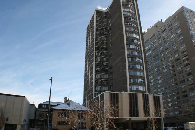 6325 N Sheridan Road #1101, Chicago, IL 60660 (MLS #10975608) :: Helen Oliveri Real Estate