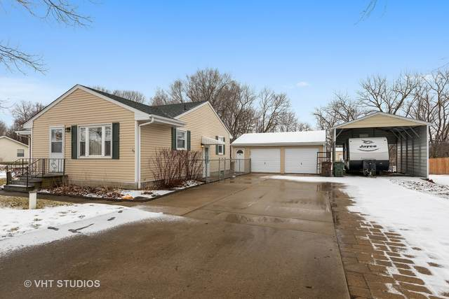 1650 Pine Bluff Road, Morris, IL 60450 (MLS #10975649) :: Suburban Life Realty
