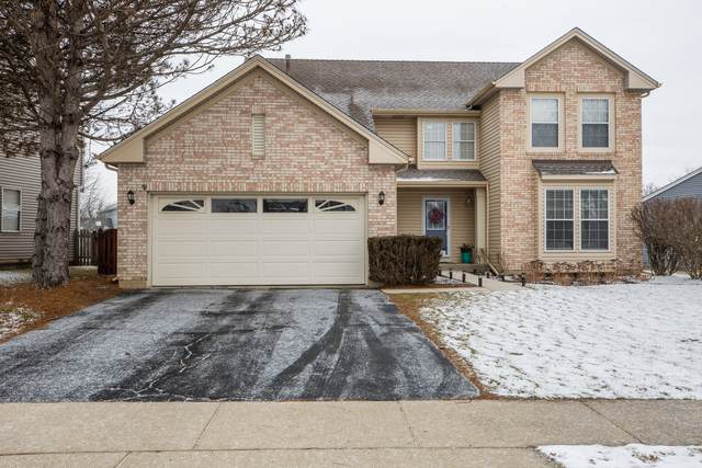 115 Dickens Trail, Elgin, IL 60120 (MLS #10975820) :: Jacqui Miller Homes