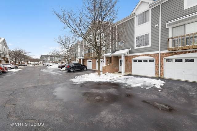891 W Saint Johns Place #1, Palatine, IL 60067 (MLS #10975892) :: The Dena Furlow Team - Keller Williams Realty