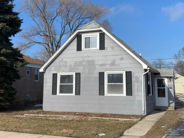 2708 W 98th Place, Evergreen Park, IL 60805 (MLS #10976022) :: The Spaniak Team