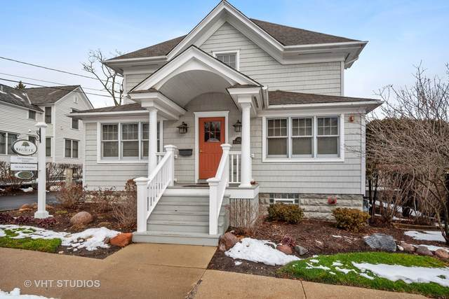 142 W Station Street, Barrington, IL 60010 (MLS #10976201) :: The Wexler Group at Keller Williams Preferred Realty