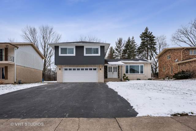 1606 Heather Hill Cres, Flossmoor, IL 60422 (MLS #10976768) :: Jacqui Miller Homes