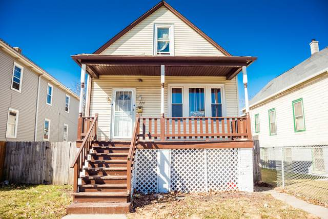 9224 S Woodlawn Avenue, Chicago, IL 60619 (MLS #10976852) :: Helen Oliveri Real Estate