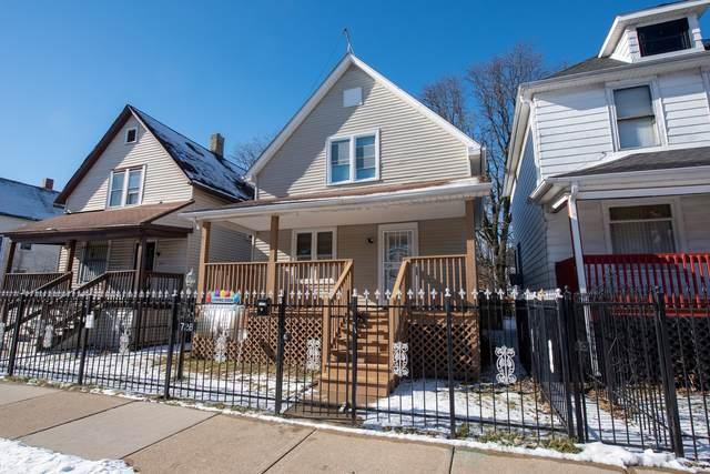 728 N Leamington Avenue, Chicago, IL 60644 (MLS #10976875) :: Suburban Life Realty