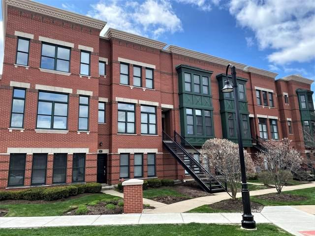 245 W Wood Street 67E, Palatine, IL 60067 (MLS #10976945) :: The Dena Furlow Team - Keller Williams Realty