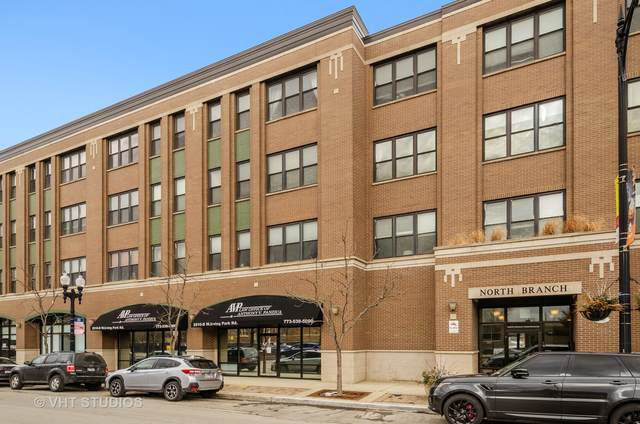2510 W Irving Park Road #309, Chicago, IL 60618 (MLS #10977007) :: O'Neil Property Group