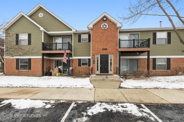 1360 Mc Dowell Road #104, Naperville, IL 60563 (MLS #10977068) :: The Wexler Group at Keller Williams Preferred Realty