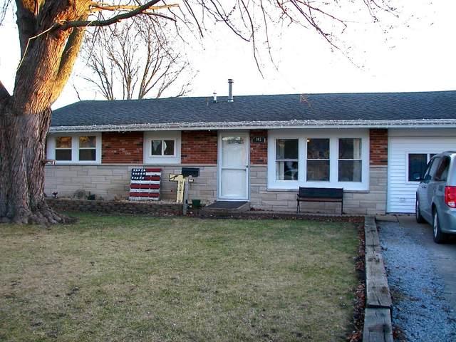 905 E Newkirk Street, Tuscola, IL 61953 (MLS #10977299) :: Littlefield Group