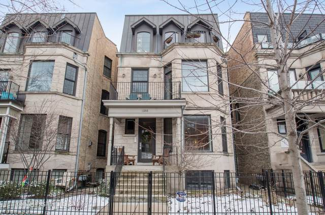 1255 W Addison Street #2, Chicago, IL 60613 (MLS #10977622) :: Suburban Life Realty
