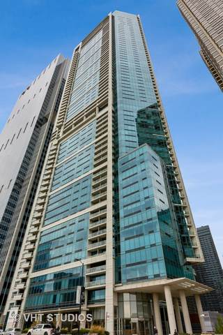 340 E Randolph Street #406, Chicago, IL 60601 (MLS #10978557) :: Ryan Dallas Real Estate