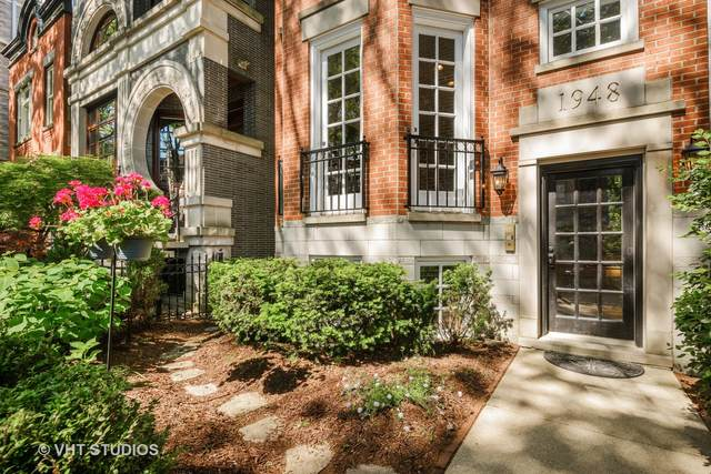 1948 N Hudson Avenue #1, Chicago, IL 60614 (MLS #10978791) :: Jacqui Miller Homes