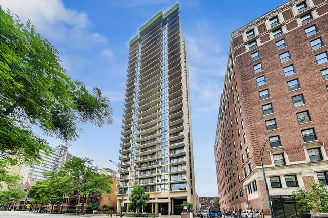 3150 N Sheridan Road 8A, Chicago, IL 60657 (MLS #10978833) :: Jacqui Miller Homes
