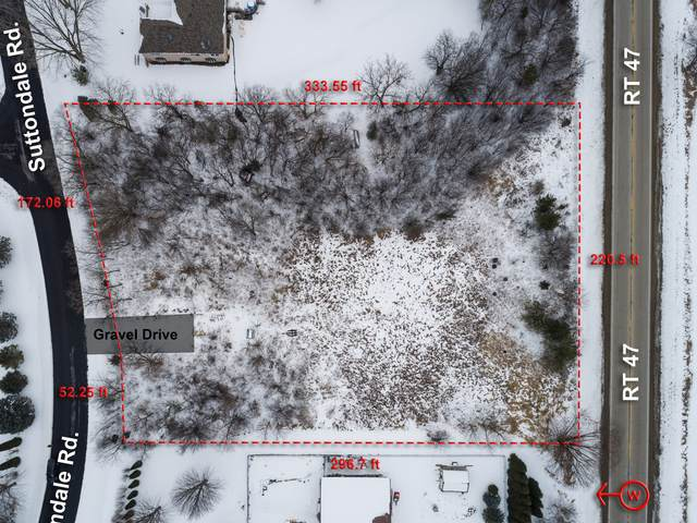 Lot 3 Suttondale Road, Huntley, IL 60142 (MLS #10979668) :: Lewke Partners