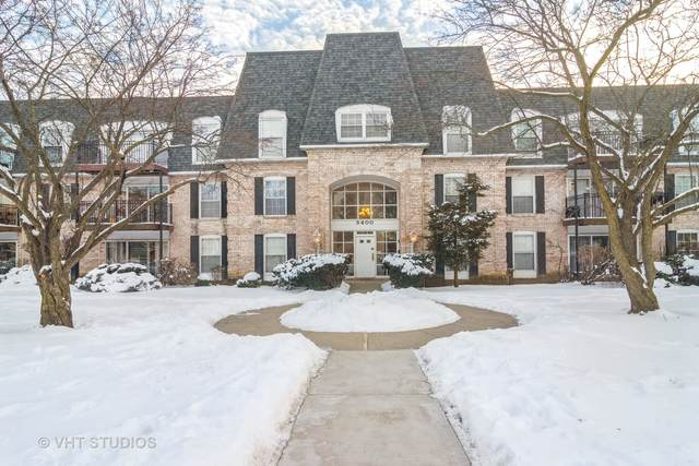 5400 Carriage Way Drive #209, Rolling Meadows, IL 60008 (MLS #10980598) :: The Spaniak Team