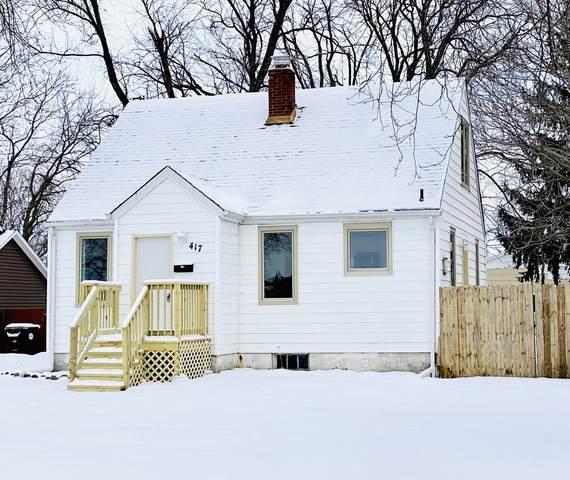 417 E Wabash Avenue, Rantoul, IL 61866 (MLS #10980817) :: Ryan Dallas Real Estate