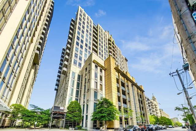 720 N Larrabee Street #806, Chicago, IL 60654 (MLS #10981433) :: The Perotti Group