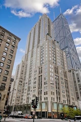159 E Walton Place 12A, Chicago, IL 60611 (MLS #10982893) :: Helen Oliveri Real Estate