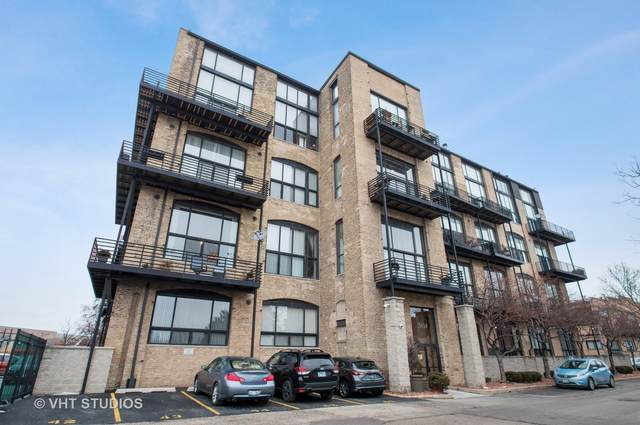 2614 N Clybourn Avenue #216, Chicago, IL 60614 (MLS #10984731) :: RE/MAX IMPACT