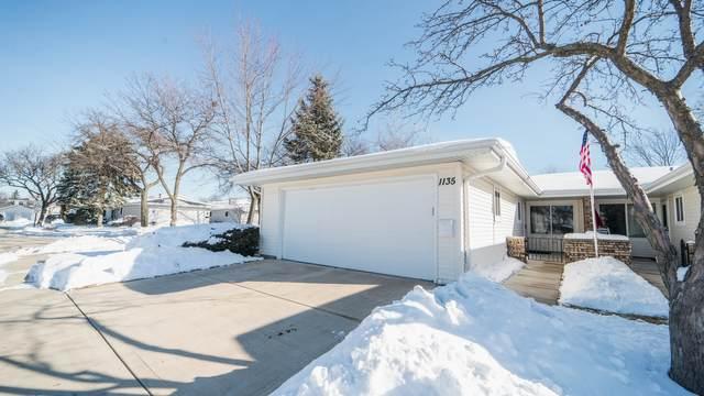 1135 Foxboro Lane, Schaumburg, IL 60193 (MLS #10986114) :: Jacqui Miller Homes