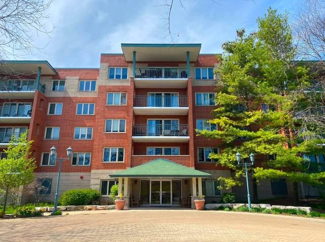 3950 W Bryn Mawr Avenue #407, Chicago, IL 60659 (MLS #10986271) :: Littlefield Group