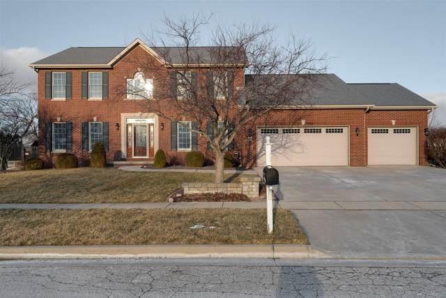 61 Brookstone Circle, Bloomington, IL 61704 (MLS #10987450) :: The Spaniak Team