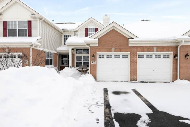 905 Winners Cup Court, Naperville, IL 60565 (MLS #10988246) :: The Spaniak Team