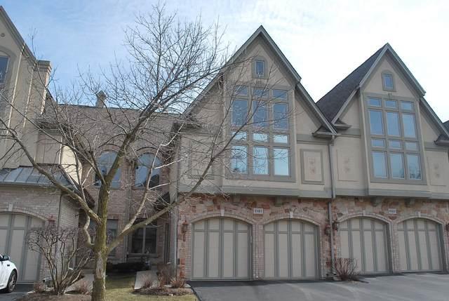 1581 S Kembley Avenue, Palatine, IL 60067 (MLS #10988451) :: RE/MAX IMPACT
