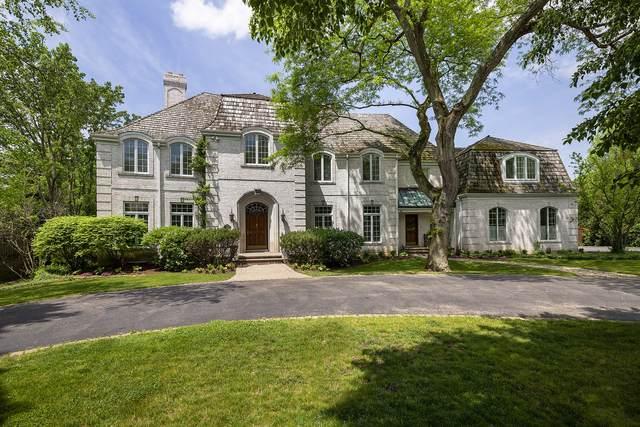 120 Evergreen Lane, Winnetka, IL 60093 (MLS #10988825) :: Ryan Dallas Real Estate