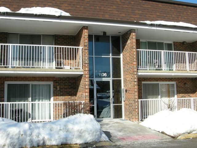1106 Westover Lane 1B, Schaumburg, IL 60193 (MLS #10991752) :: The Dena Furlow Team - Keller Williams Realty