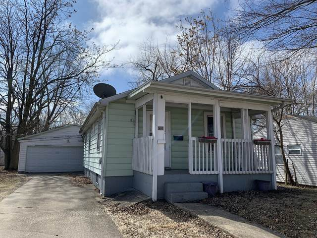 907 W Tremont Street, Champaign, IL 61821 (MLS #10994002) :: Littlefield Group
