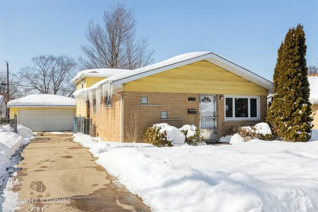14350 Tripp Avenue, Midlothian, IL 60445 (MLS #10995438) :: The Dena Furlow Team - Keller Williams Realty