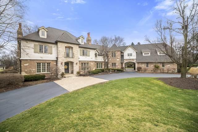 1776 Prestwick Drive, Inverness, IL 60067 (MLS #10998208) :: Helen Oliveri Real Estate