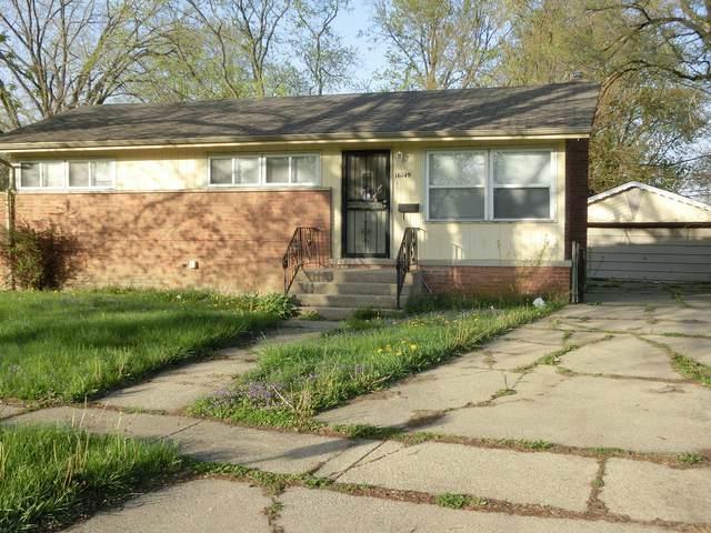 16149 Cambridge Drive, Markham, IL 60428 (MLS #10998374) :: BN Homes Group