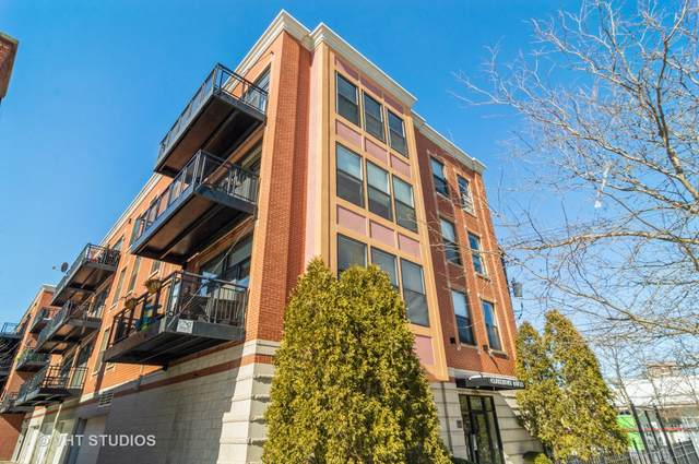 3944 N Claremont Avenue #403, Chicago, IL 60618 (MLS #10999359) :: The Spaniak Team