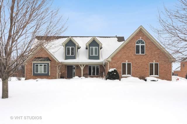 25247 N Abbey Glenn Drive, Hawthorn Woods, IL 60047 (MLS #10999984) :: Jacqui Miller Homes