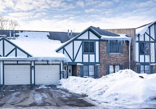 1948 Hidden Creek Circle #4, Palatine, IL 60074 (MLS #11000062) :: Jacqui Miller Homes