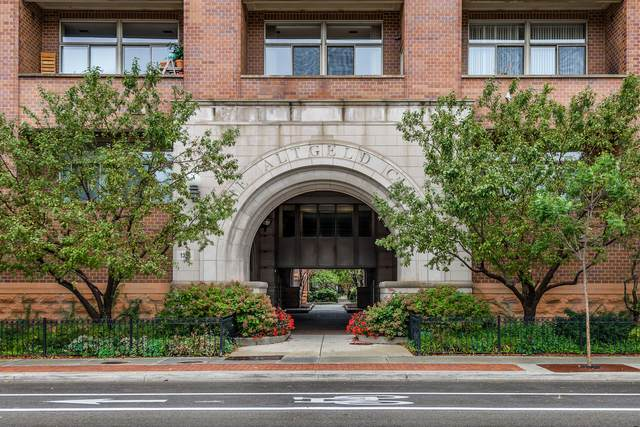 1350 W Fullerton Avenue #511, Chicago, IL 60614 (MLS #11000794) :: RE/MAX IMPACT
