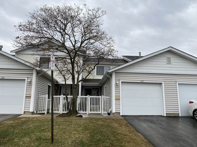 747 Lakeview, Schaumburg, IL 60194 (MLS #11001536) :: RE/MAX IMPACT